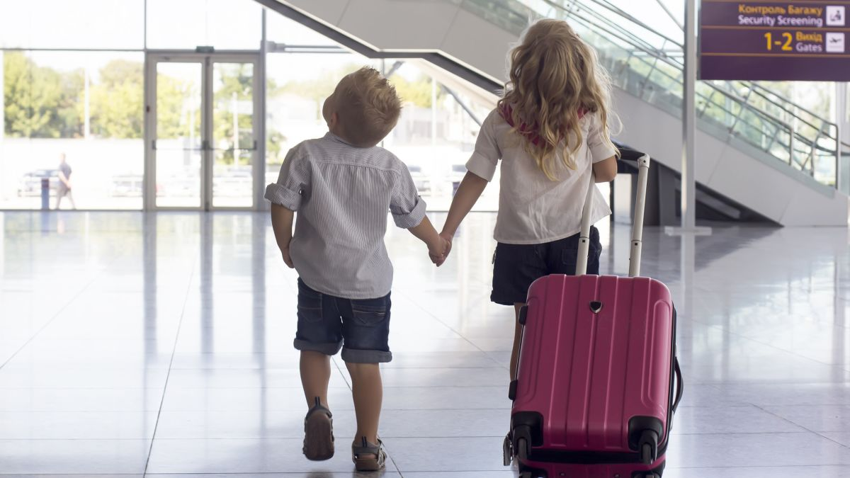 How to Not Lose Your Kids When Traveling