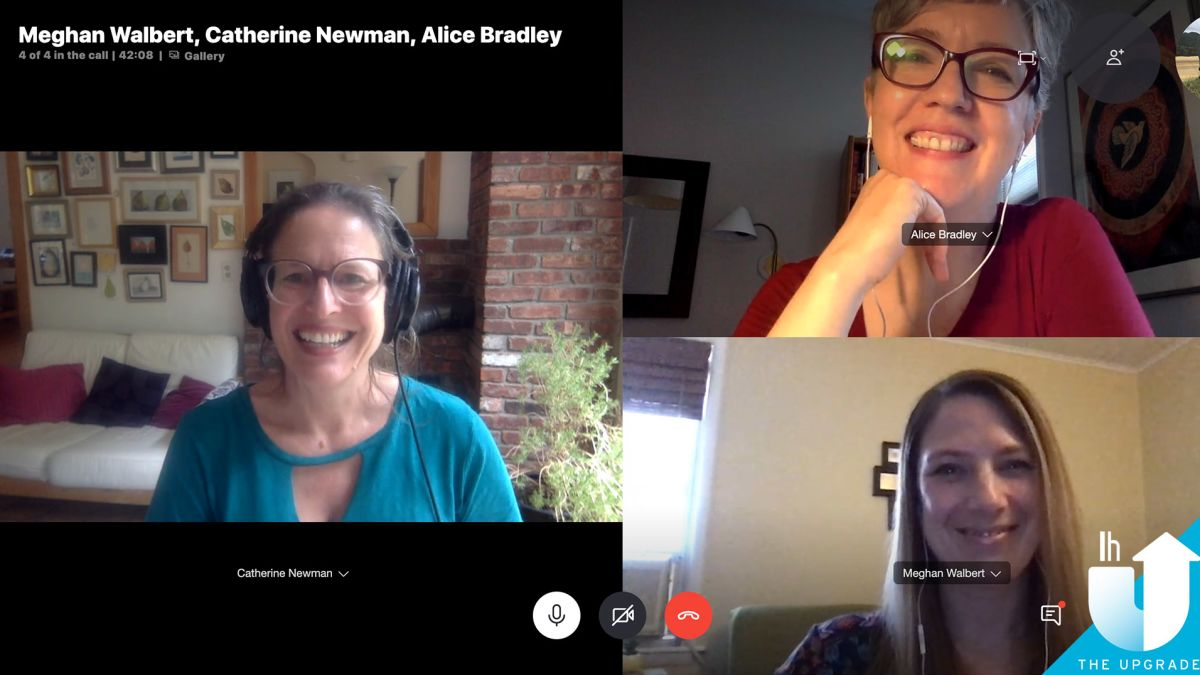 How to Teach Your Kids to Be People, With Author Catherine Newman