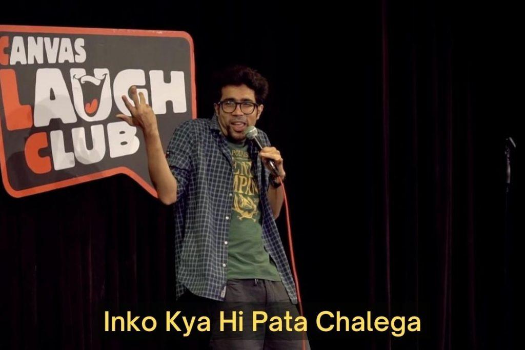 Inko Kya Hi Pata Chalega – Meme Template