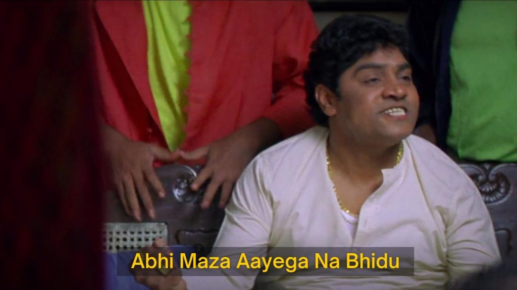 Abhi Maza Aayega Na Bhidu – Meme Template