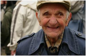 80 Year Old Italian Man