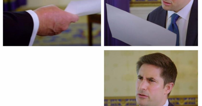 Jonathan Swan – Meme Template