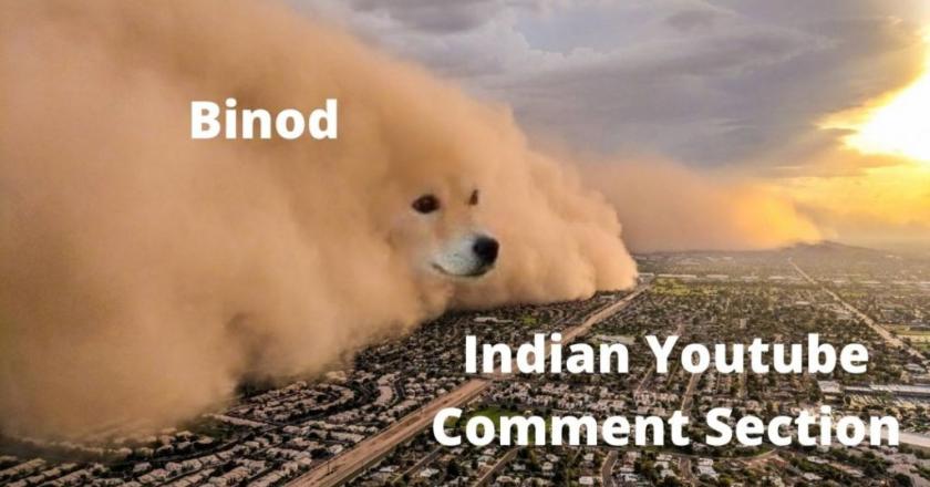 Why Binod Meme Is Trending?
