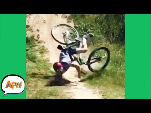 YIKES On A BIKE! 😅  | Funny FAILS | AFV 2020
