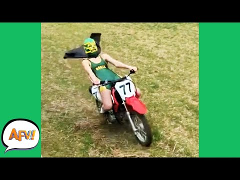 It's the CAPTAIN of FAIL! 😅 😆  | Funniest Fails | AFV 2020