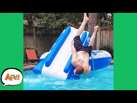 Can You Say, FACE BURN?! 😭  | Funny Fails | AFV 2020