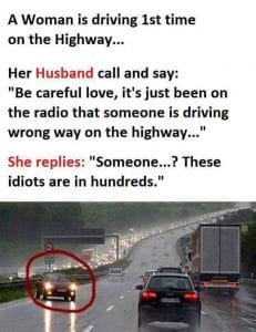 Woman Driving 1st Time Funny Meme