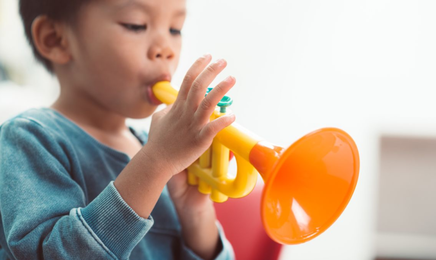 Don't Buy Loud Toys for Someone Else's Kid