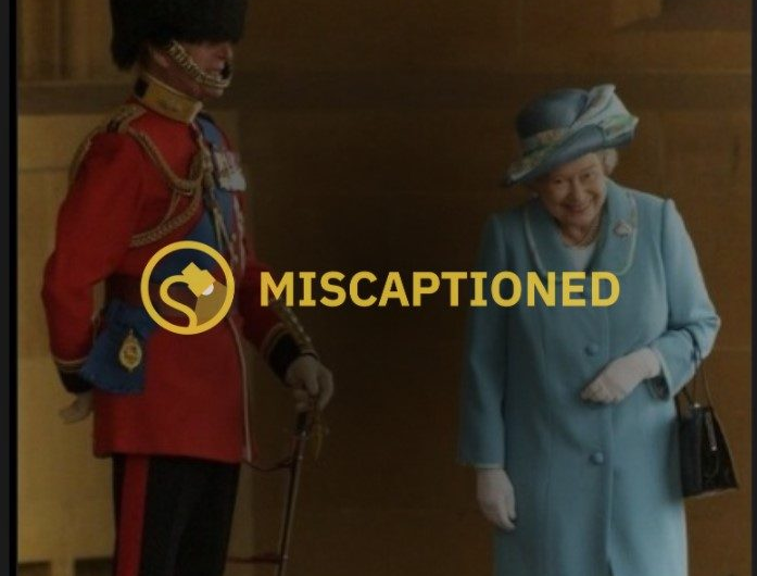 Did Prince Philip Dress as a Palace Guard to Prank Queen Elizabeth?