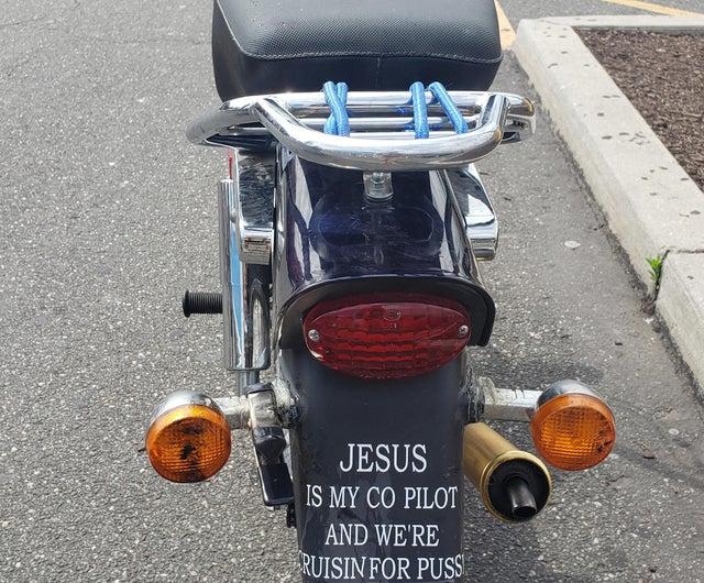 Jesus Is My CoPilot And…